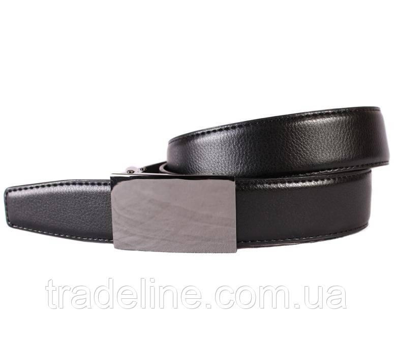 Ремень мужской Dovhani G301158189 110-120 см Черный