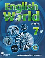 Рабочая тетрадь English World 7 Workbook with CD-ROM