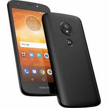 Телефон Motorola Moto E5 black 2/16 гб