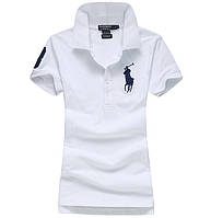 Ralph Lauren Polo original женское поло хлопок ральф лорен женская футболка ралф