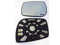 Комплект зеркальных элементов с подогревом ВАЗ 2190 Гранта, ВАЗ 1118 Калина нового образца ПнО Ergon