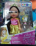 Кукла DISNEY в коробке ДиснейДетская Мини Бель Чашка Оригинал