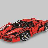 Конструктор 10571 Энцо Феррари Enzo Ferrari 1398 деталей, фото 2
