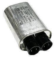 Высоковольтный конденсатор для СВЧ  0.95 mkF  2100 V