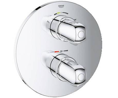 Термостат для ванны со встроенным переключателем на 2 положения Grohtherm 1000 GROHE 19986000, фото 2