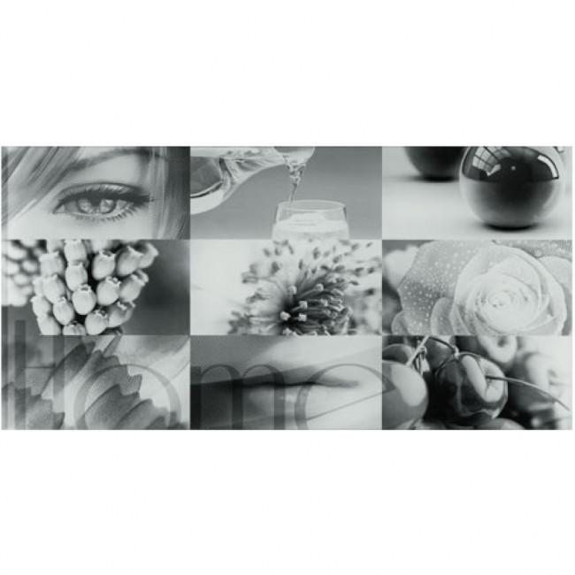 Декор Tubadzin Floris Glass 1 Decor 29.8 x 59.8