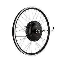 Заспицованное мотор-колесо MXUS XF40 48В 1000Вт безредукторное, заднее, фото 1