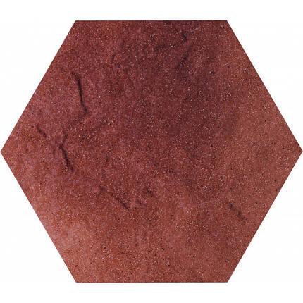 Плитка клинкерная Paradyz Taurus Brown 26 X 26 Heksagon, фото 2