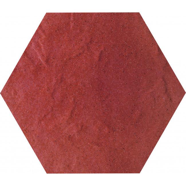 Плитка (Клинкер) Paradyz Taurus Rosa Heksagon 26 X 26