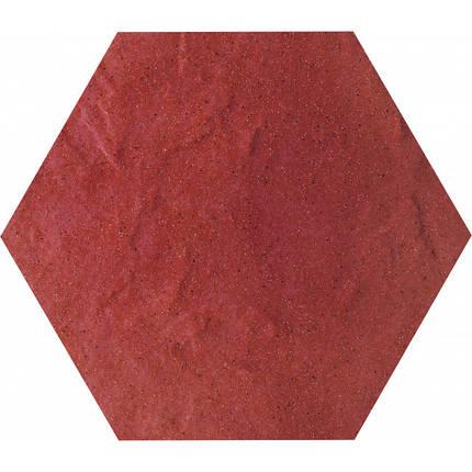 Плитка (Клинкер) Paradyz Taurus Rosa Heksagon 26 X 26, фото 2