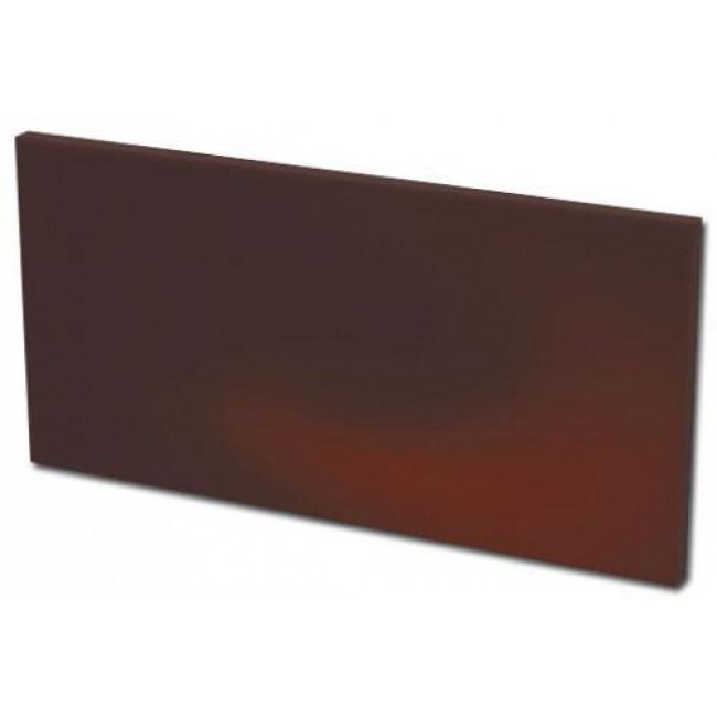 Плитка для ступени клинкерная Paradyz Cloud Brown płytki bazowe podstopnic 14,8 x 30 x 1,1