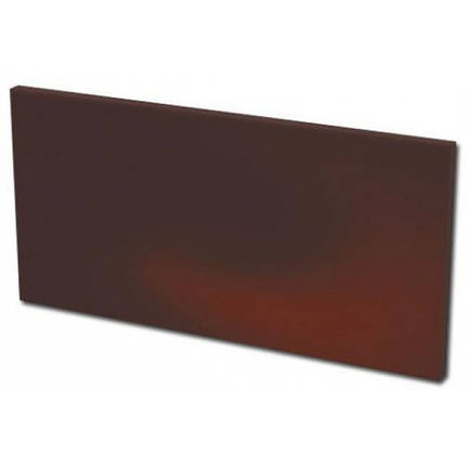 Плитка для ступени клинкерная Paradyz Cloud Brown płytki bazowe podstopnic 14,8 x 30 x 1,1, фото 2