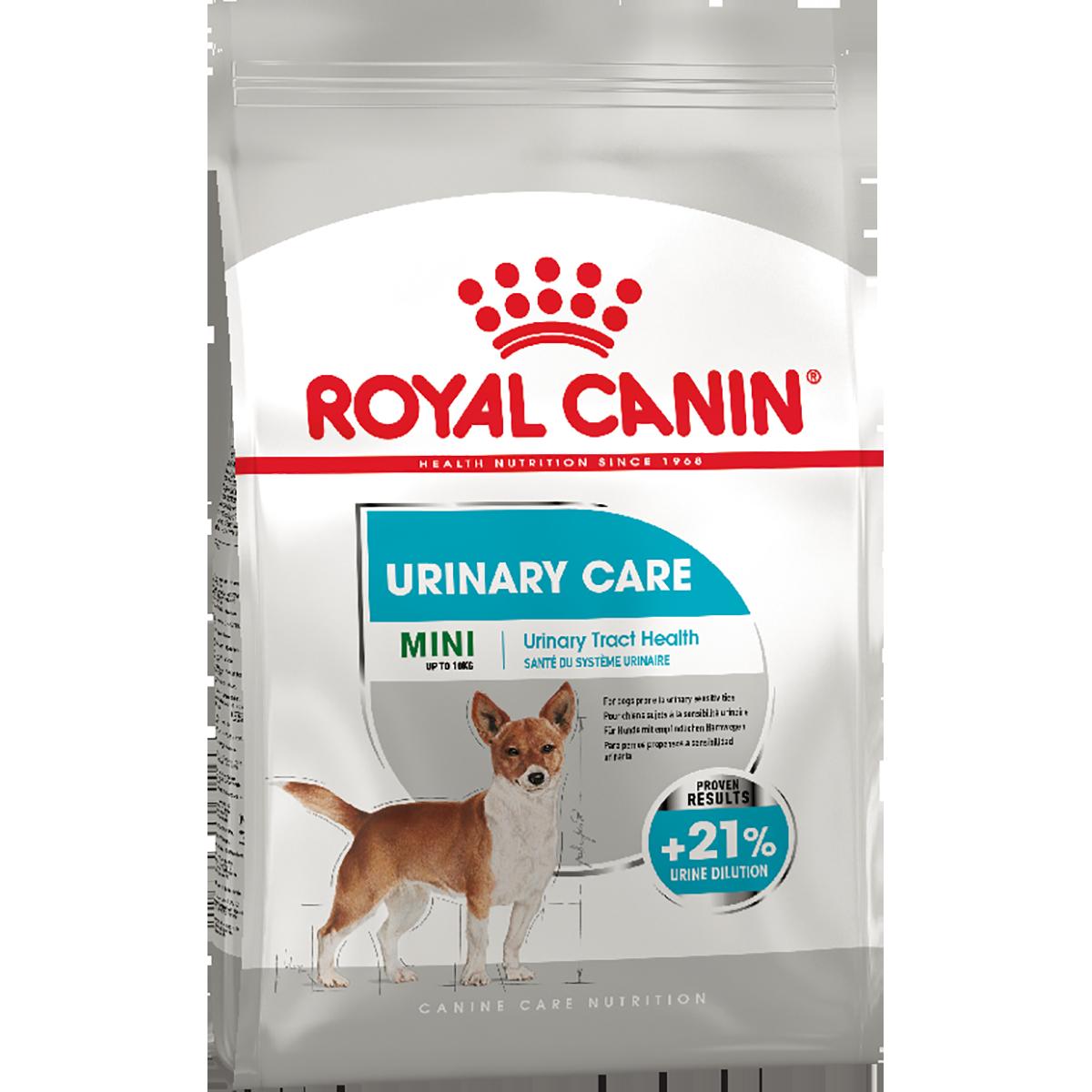 Сухой корм для собак Роял Канин URINARY CARE MINI, 1 кг