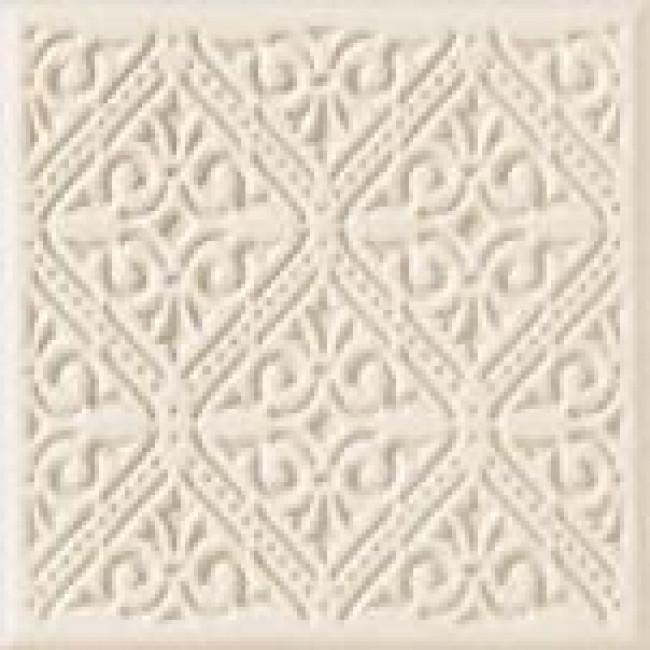 Декор Tubadzin Majolika Creme C STR Decor 20 x 20