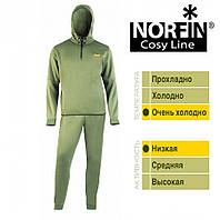 Термобелье NORFIN COSY LINE (олива), фото 1