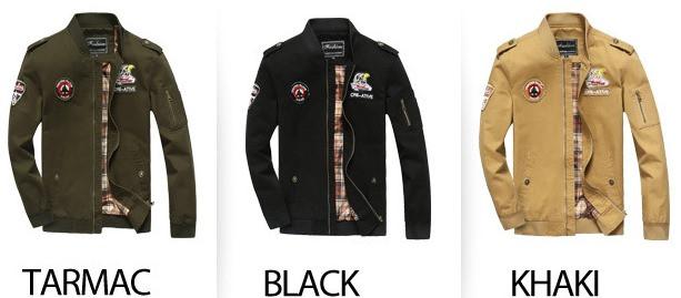 Fighting Falcon original 100% хлопок мужская милитари куртка ветровка