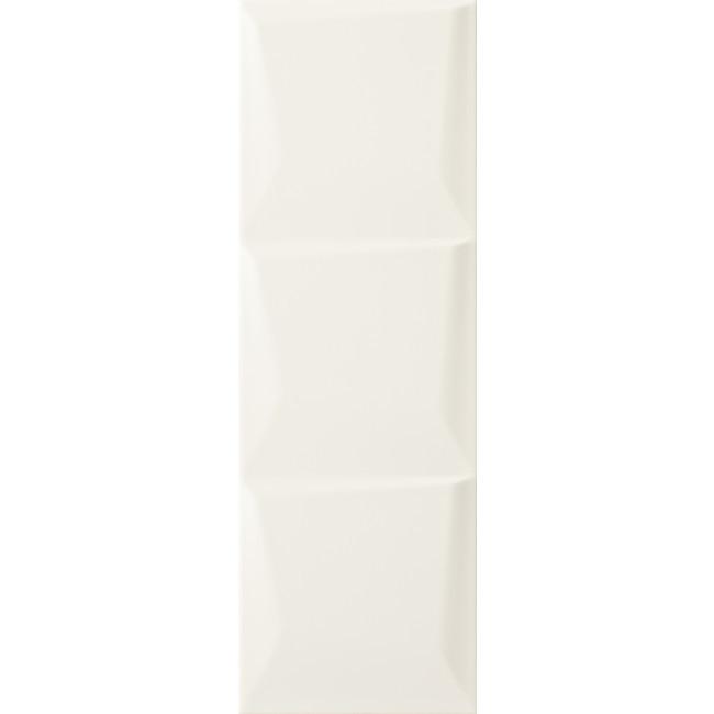 Плитка облицовочная Paradyz Maloli Bianco Struktura C 20 X 60
