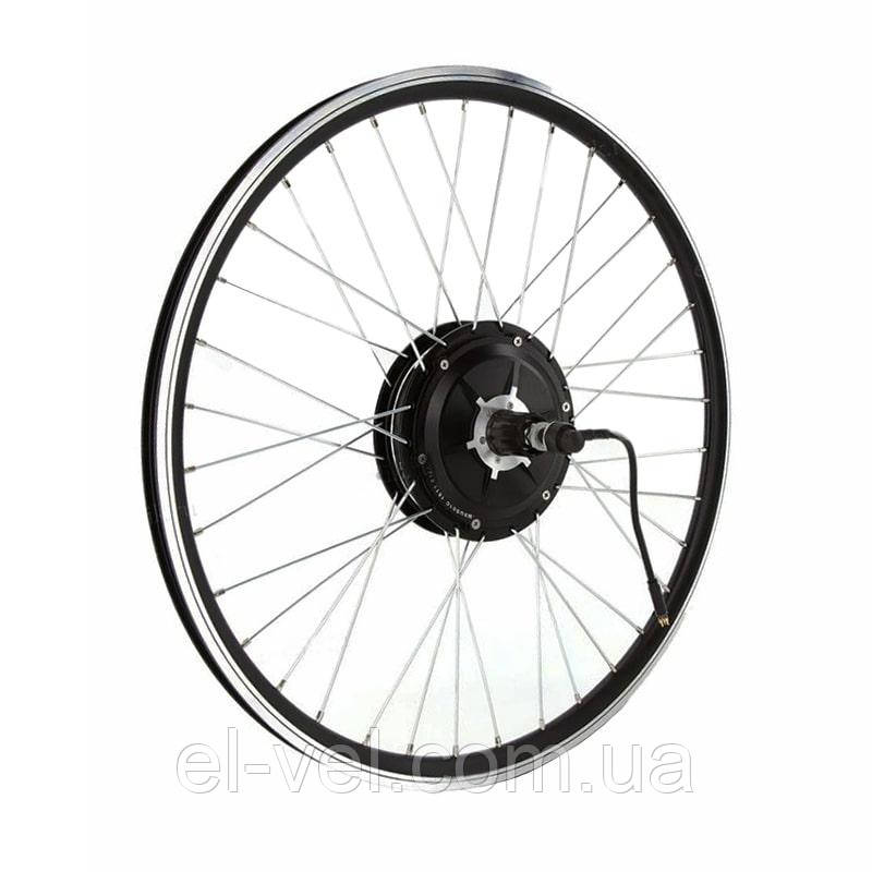 Заспицованное ротор-колесо MXUS ZWG XF15C 48В 500Вт редуктор, заднє
