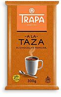 Горячий шоколад без глютена Trapa ALA TAZA Испания 300г