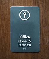 Офисное приложение Microsoft Office 2019 для дома и бизнеса Russian для 1 ПК