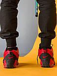 Мужские кроссовки Nike Air Max Speed Turf Red Black. Живое фото (Реплика ААА+), фото 8