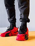 Мужские кроссовки Nike Air Max Speed Turf Red Black. Живое фото (Реплика ААА+), фото 10
