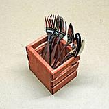 Подставка для столовых приборов Краб, фото 2