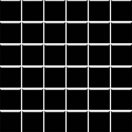 Мозаика Paradyz Altea Nero 30x30 (4.8x4.8), фото 2