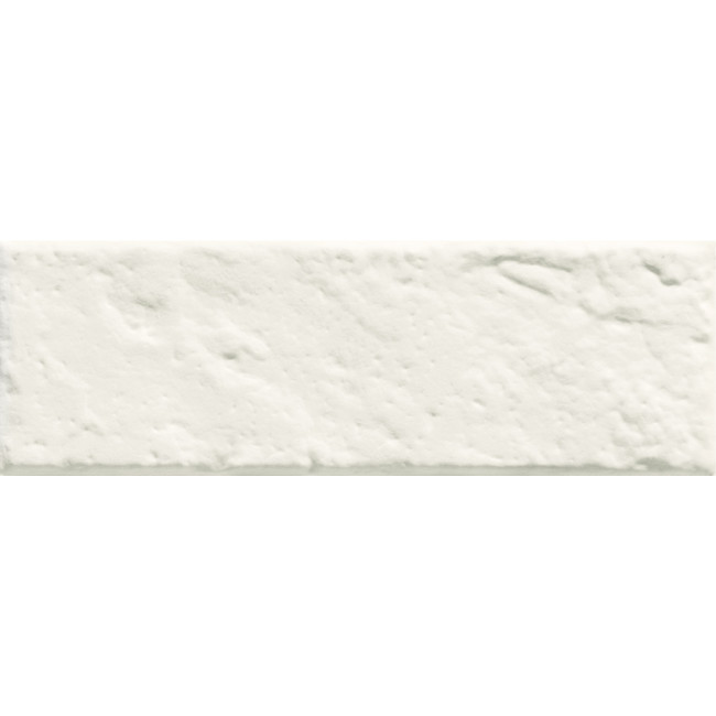 Плитка облицовочная Tubadzin All in white Sciena White 6 STR 7,8 x 23,7