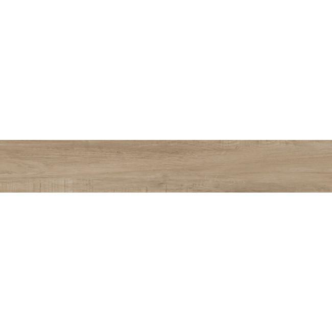 Плитка напольная Tubadzin Wood Cut Natural Str 119.8 x 19