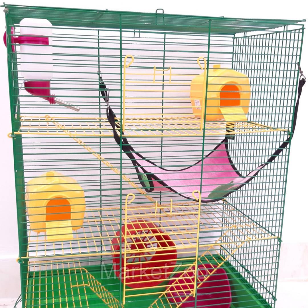 """Клетка для крысы """"Бонни""""+комплектация"""