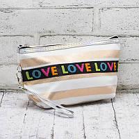 Косметичка женская  love love 3