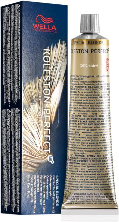 Крем-краска для волос Wella Koleston 12/1, 60мл