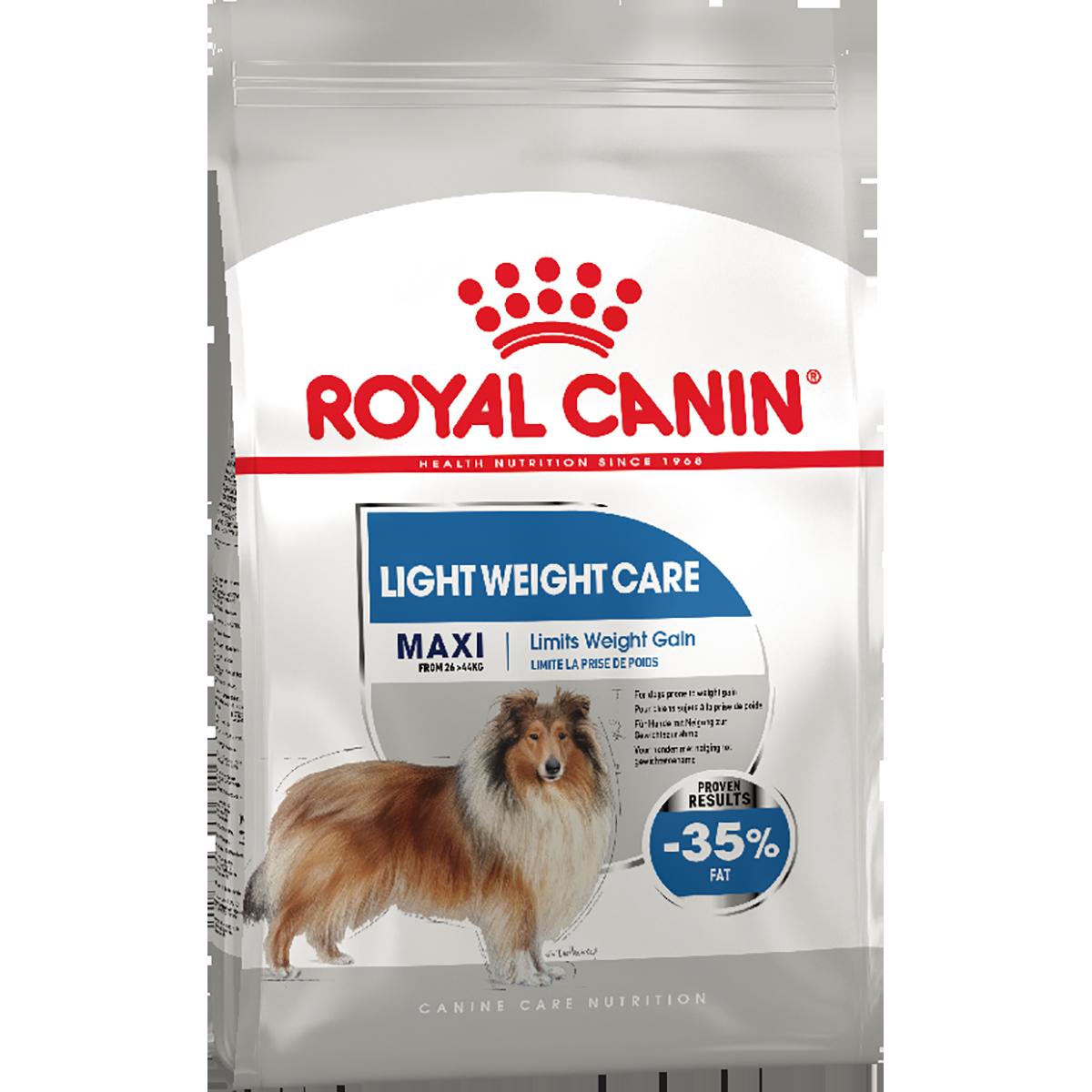 Сухой корм для собак Роял Канин LIGHT WEIGHT CARE MAXI,  10 кг