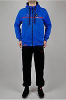 Зимний теплый спортивный костюм Puma. Утепленные штаны и кофта. Чоловічий, зимовий спортивний костюм пума.
