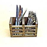 Лоток для столовых приборов Йота, фото 4