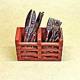 Лоток для столовых приборов Фита, фото 2