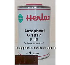 Лютофен Р46 (бейц, морилка, пропитка, нитрокраситель, краситель для дерева) Ольха 1 л Herlac, Германия