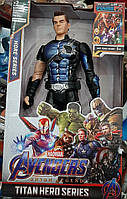 Большая игрушка Marvel фигурка супер-герой Соколиный глаз 29 см