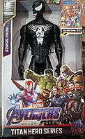 Большая игрушка супер-героя Марвел Venom Веном супер-герой Marvel 29 см
