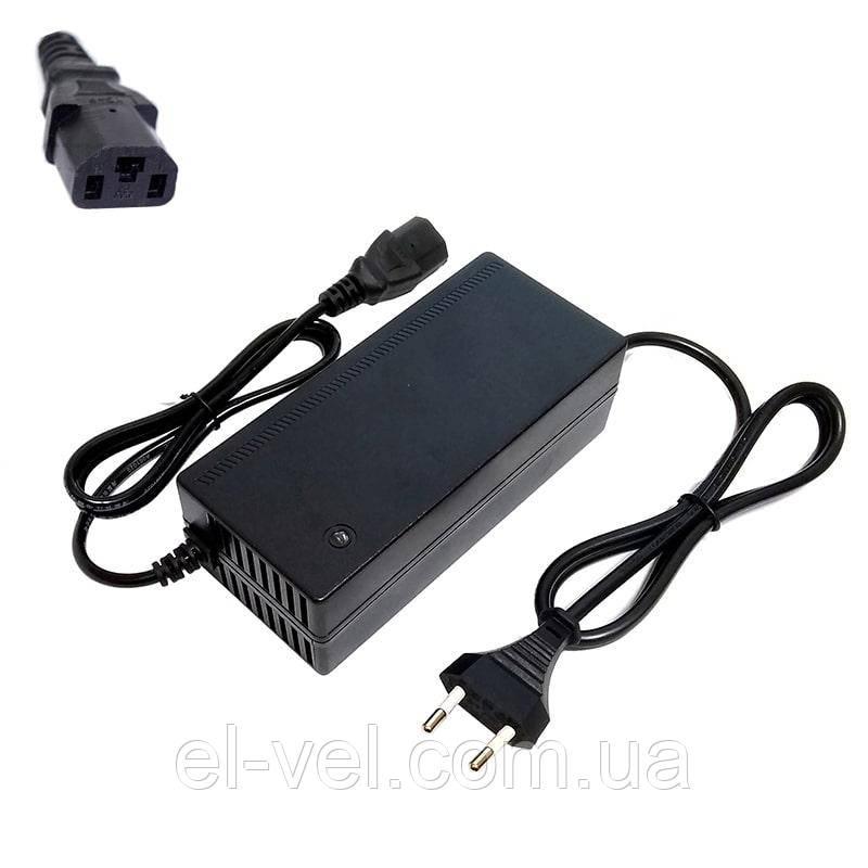 Зарядное устройствоBOSMAN 48В 2,7А для свинцово-кислотных аккумуляторов