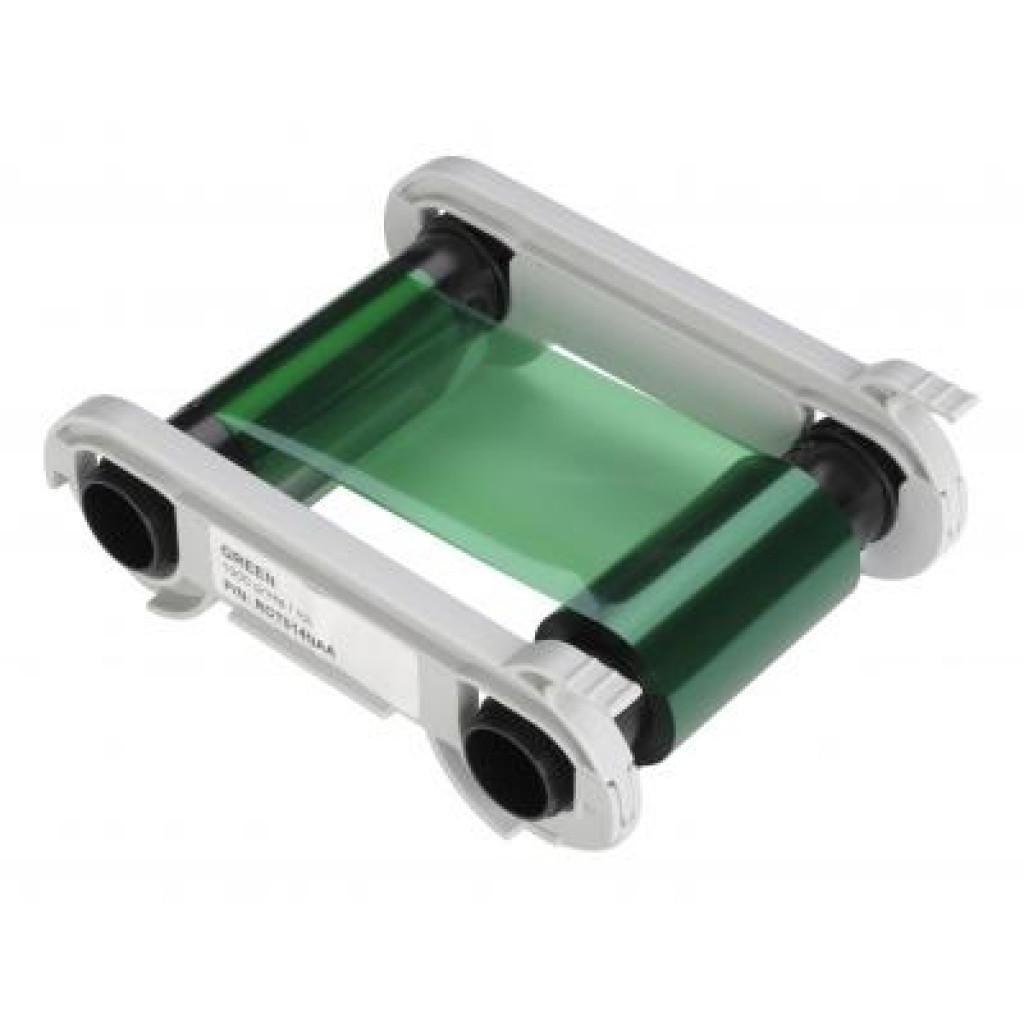 Риббон Evolis к принтерам Zenius, Primacy, Elypso, зеленый, 1000 отпечатко (RCT014NAA)