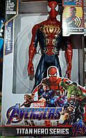 Большая игрушка супер-героя Марвел Человек паук Новая Модель Marvel 29 см