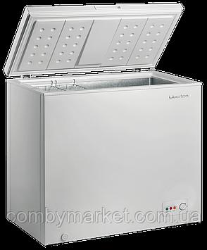 Морозильна скриня LIBERTON LCF-250MD, Об'єм 250 л