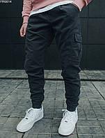 Мужские брюки карго Staff - Cargo gray modern Art. FFK0014