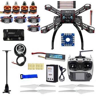 Аксессуары, наборы и запчасти для коптеров / дронов