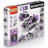 Конструктор Engino Inventor Motorized Adventure 30 в 1 с электродвигателем (3031)