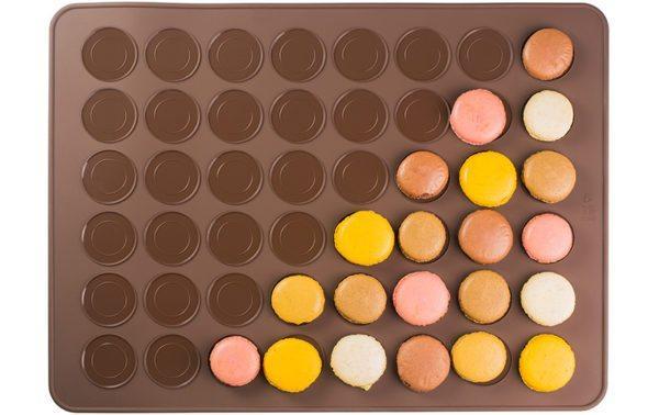 Коврик силиконовый для макарон  40*30см