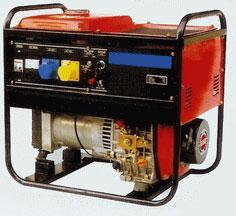 Трехфазный дизельный генератор GLENDALE DP6500-CLX/3 (6 кВт)