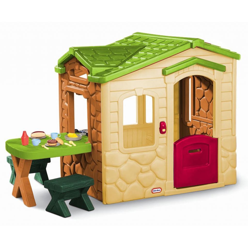 Игровой домик Little Tikes Пикник (с дверным звонком и аксессуарами) (172298E13)